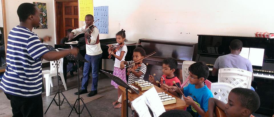 Children's Musical Summercamp