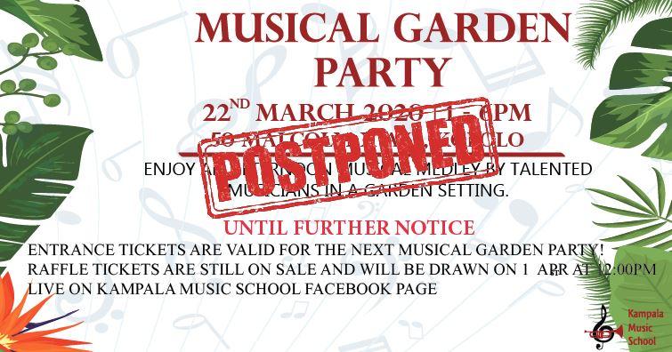 Musical Garden Party